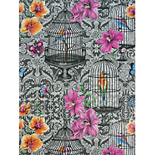 Buy Matthew Williamson Orangery Wallpaper Online at johnlewis.com