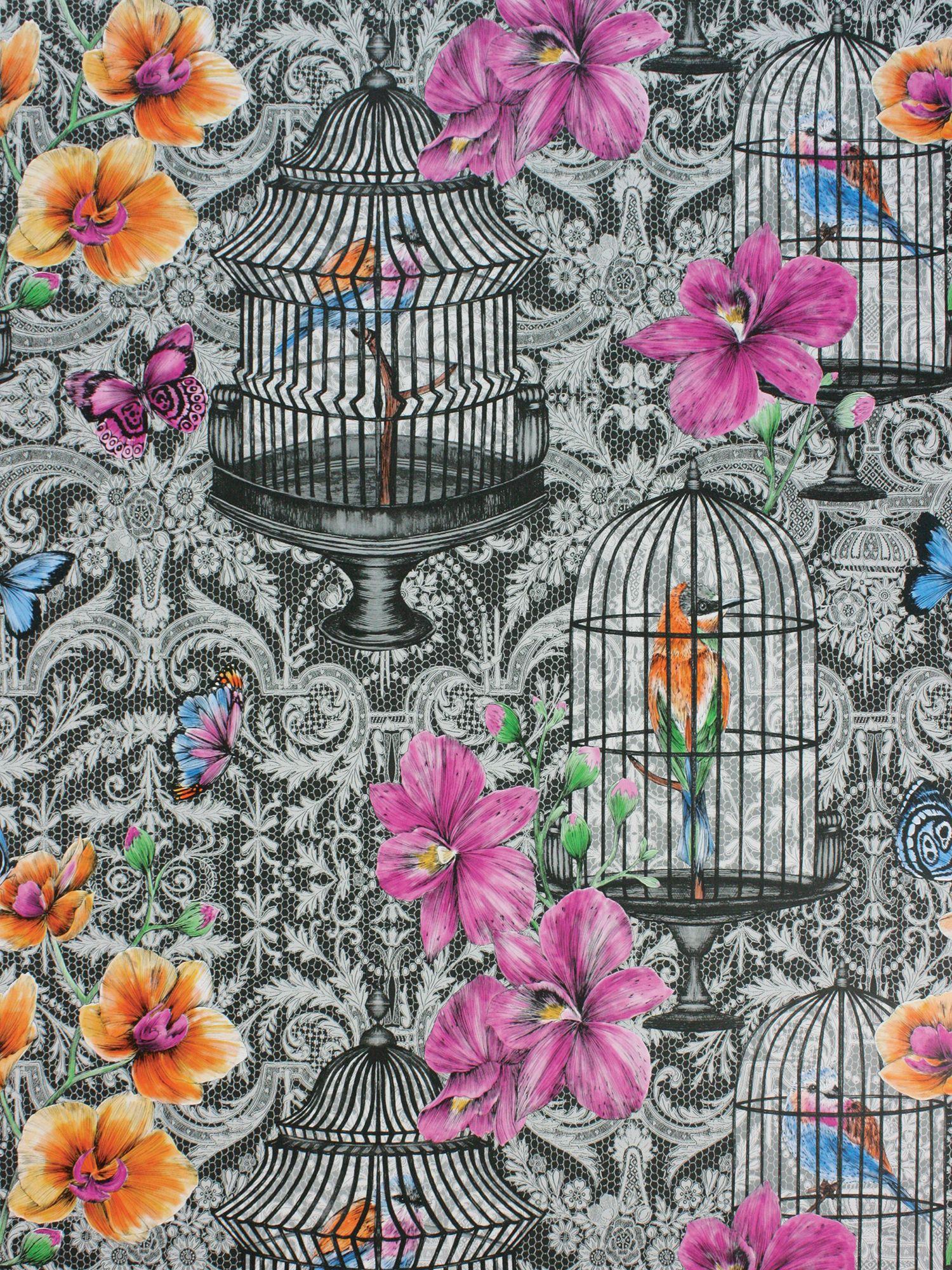 Matthew Williamson Matthew Williamson Orangery Wallpaper