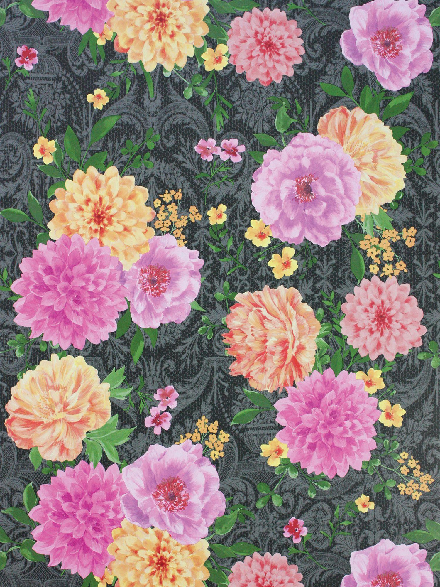Matthew Williamson Matthew Williamson Duchess Garden Wallpaper