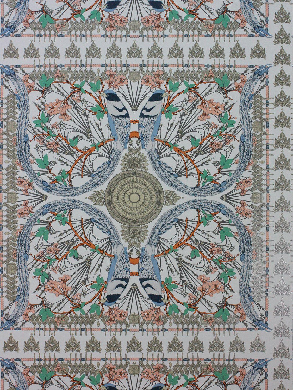 Matthew Williamson Matthew Williamson Lyrebird Wallpaper