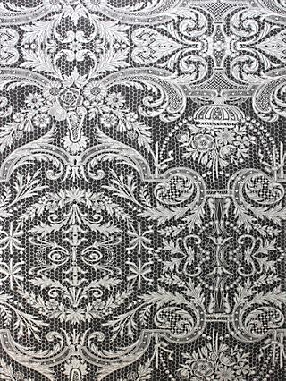 Matthew Williamson Orangery Lace Wallpaper