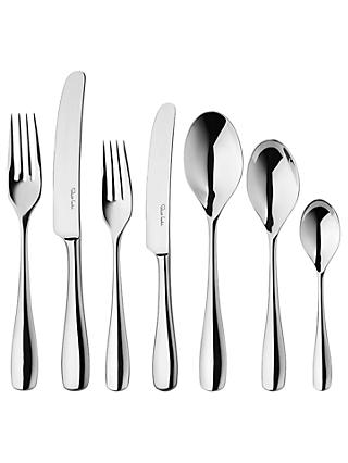Robert Welch Warwick Stainless Steel Cutlery Set, 84 Piece
