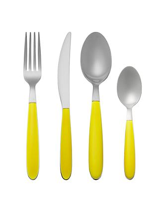 House by John Lewis Vero Cutlery Set, 16 Piece