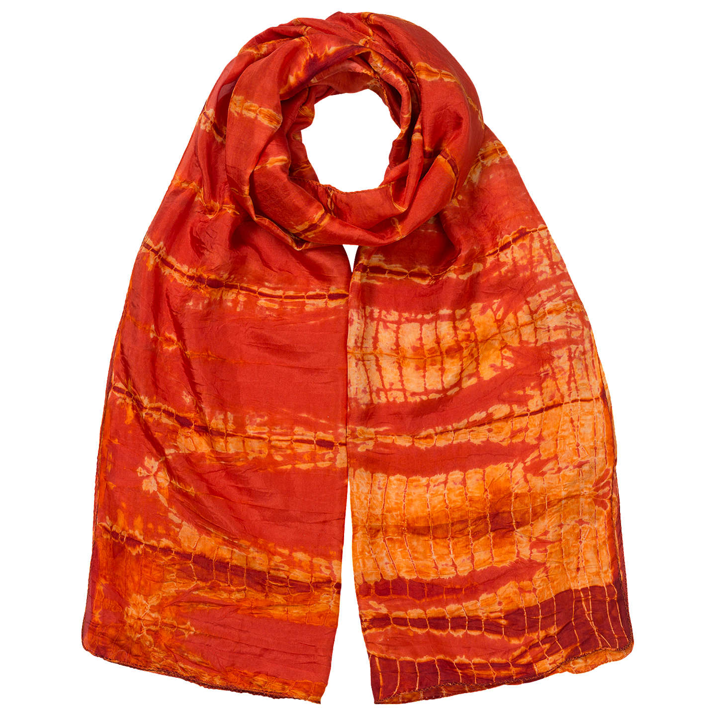 BuyEast Nadia Print Scarf, Multi Online at johnlewis.com