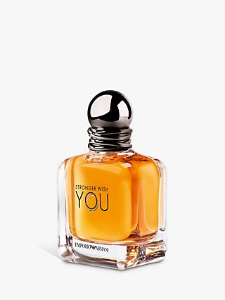 Emporio Armani Stronger With You For Men Eau de Toilette