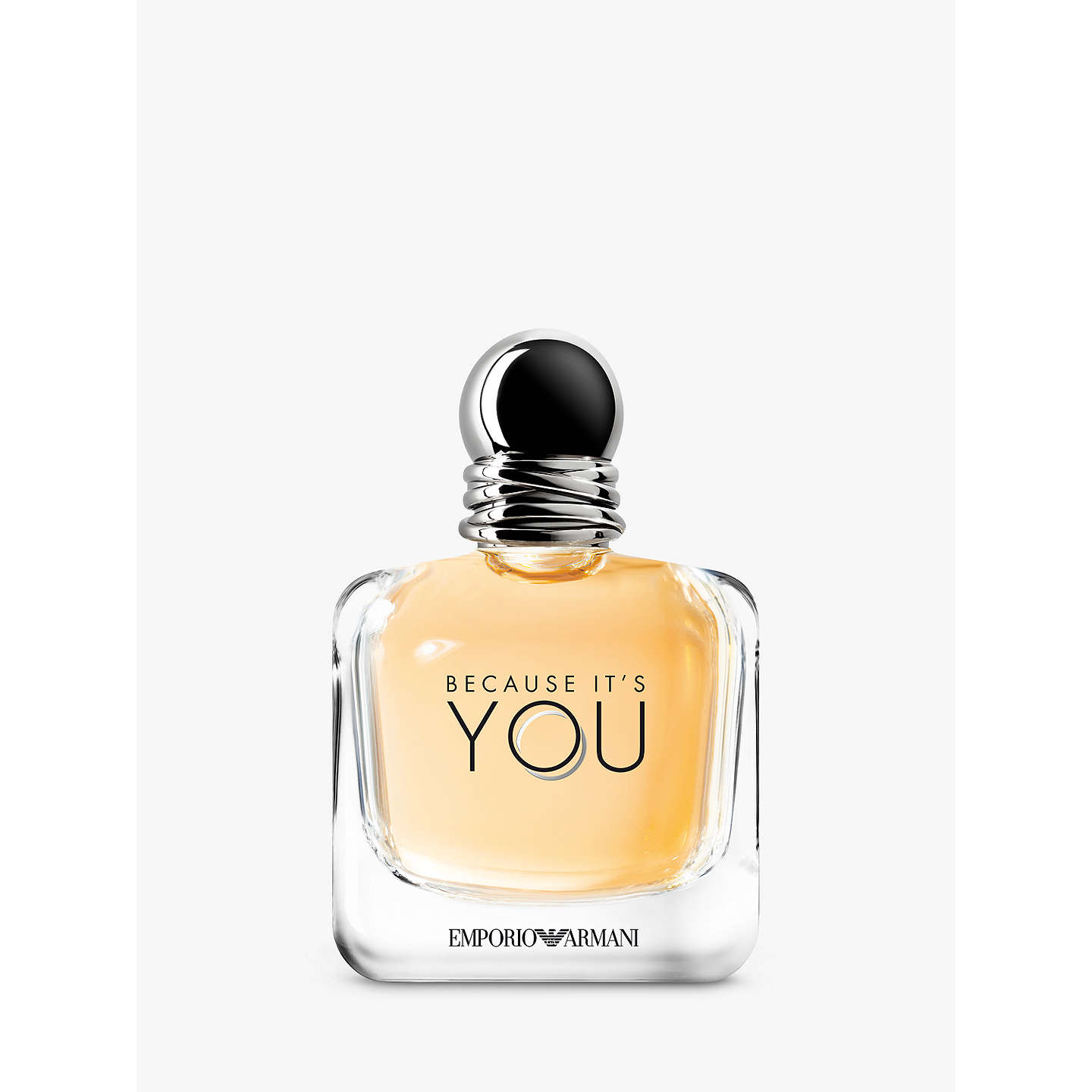 BuyEmporio Armani Because It's You Eau de Parfum, 30ml Online at johnlewis.com