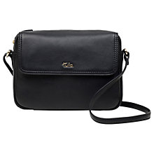 Buy Tula Originals Leather Medium Across Body Bag Online at johnlewis.com