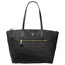 Buy MICHAEL Michael Kors Kesley Large Top Zip Tote Bag Online at johnlewis.com