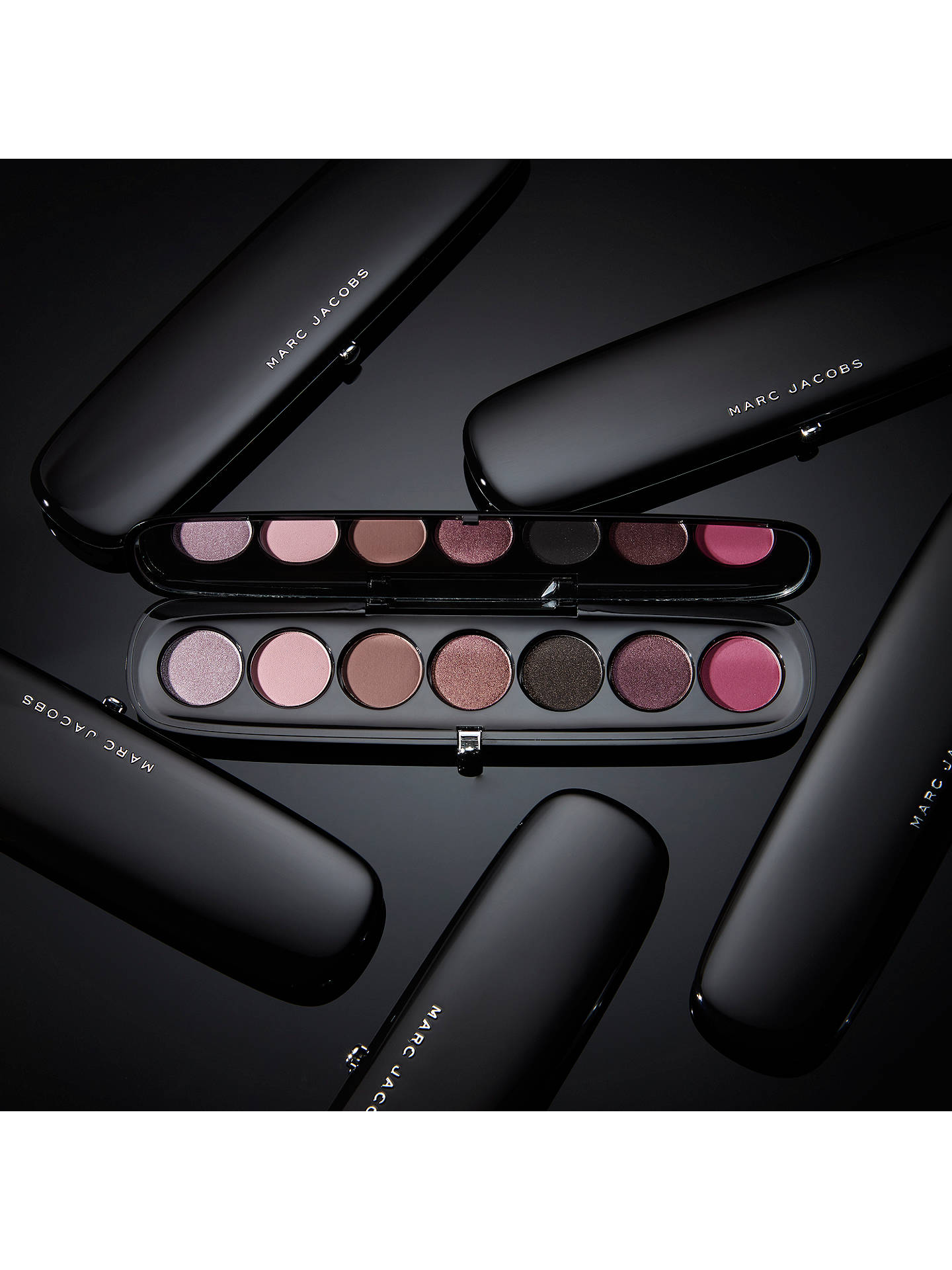 BuyMarc Jacobs Eye-Conic Longwear Eyeshadow Palette, Provocouture Online at johnlewis.com