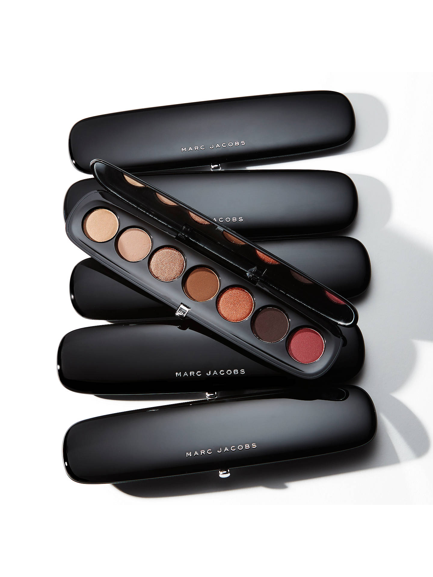 BuyMarc Jacobs Eye-Conic Longwear Eyeshadow Palette, Scandalust Online at johnlewis.com