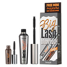 Buy Benefit They're Real! Big Lash Blowout Mascara Set Online at johnlewis.com