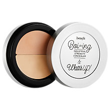 Buy Benefit Boi-ing Industrial-Strength Concealer 01 & Watt's Up Soft Focus Highlighter Online at johnlewis.com