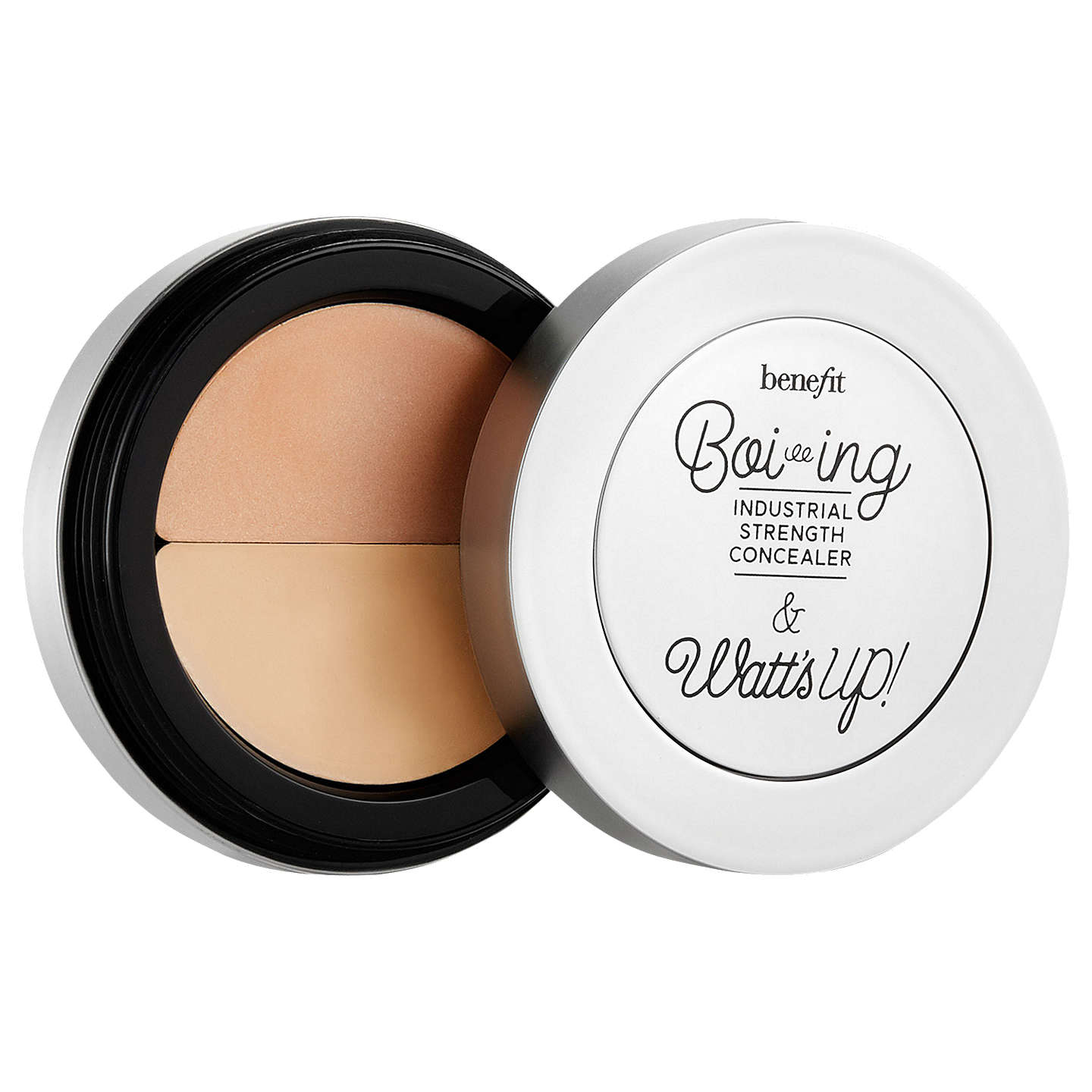 BuyBenefit Boi-ing Industrial-Strength Concealer 01 & Watt's Up Soft Focus  Highlighter Online ...
