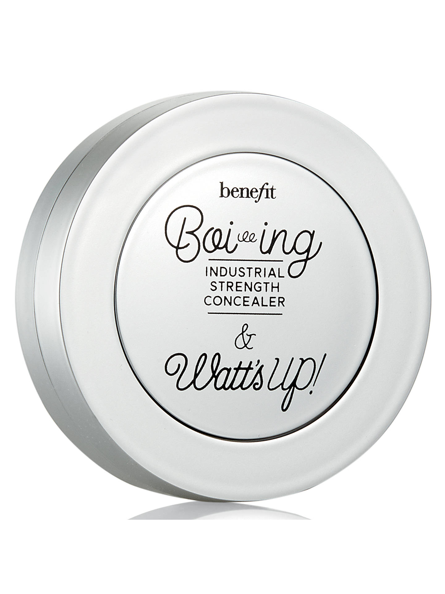 BuyBenefit Boi-ing Industrial-Strength Concealer 01 & Watt's Up Soft Focus Highlighter Online at johnlewis.com