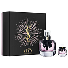 Buy Yves Saint Laurent Mon Paris 50ml Eau de Parfum Fragrance Gift Set Online at johnlewis.com