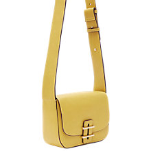 Buy French Connection Slide Lock Square Acoss Body Bag Online at johnlewis.com