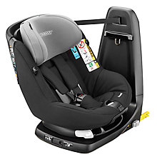 Buy Maxi-Cosi AxissFix Group 1 Car Seat, Origami Black Online at johnlewis.com