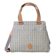 Buy PacaPod Richmond HerringboneChanging Bag, Dove Grey Online at johnlewis.com