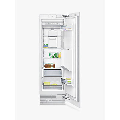 Siemens FI24DP02 Integrated Tall Freezer, A+ Energy Rating, 60cm Wide, White Review thumbnail
