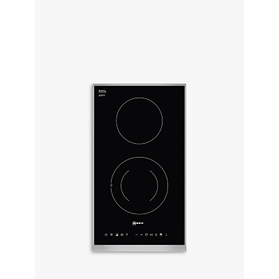 Product photo of Neff n13td26n0 electric hob black