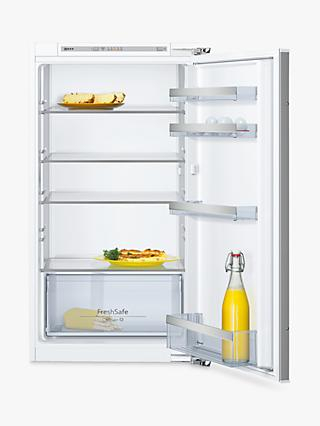 Neff KI1312F30G Fridge, A++ Energy Rating, 54cm Wide, White