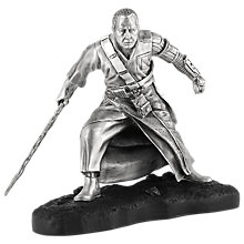 Buy Royal Selangor Star Wars Collection Chirrut Imwe Limited Edition Figurine, Pewter Online at johnlewis.com