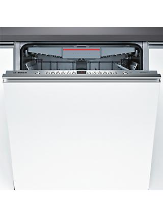 Bosch SBE46MX00G Integrated Dishwasher, Stainless Steel