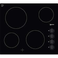 Buy Neff T16FK40X0 Electric Hob, Black Online at johnlewis.com