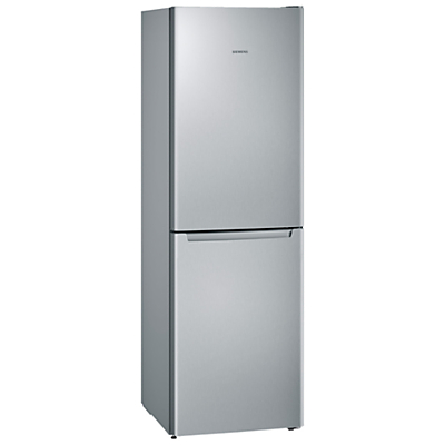 Product photo of Siemens kg34nnl30g fridge freezer a  energy rating 60cm wide inoxlook