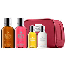 Buy Molton Brown Exclusive Weekend Away Essentials Travel Set Online at johnlewis.com