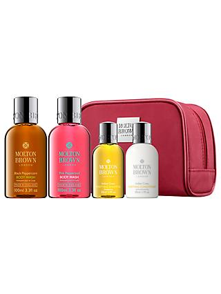 Molton Brown Exclusive Weekend Away Essentials Travel Set