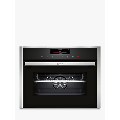 Image of Neff C18FT56N1B Built-In Single Oven, Stainless Steel