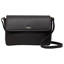 Buy Tula Originals Leather Medium Flapover Cross Body Bag Online at johnlewis.com