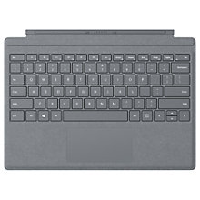 Buy Microsoft Surface Pro Signature Type Keyboard Cover for Surface Pro 3/4/Surface Pro (2017) Online at johnlewis.com