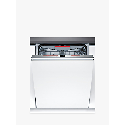 Image of BOSCH Serie 6 SMV68MD01G Full-size Integrated Dishwasher