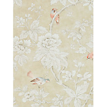 Buy Sanderson Chiswick Grove Wallpaper Online at johnlewis.com