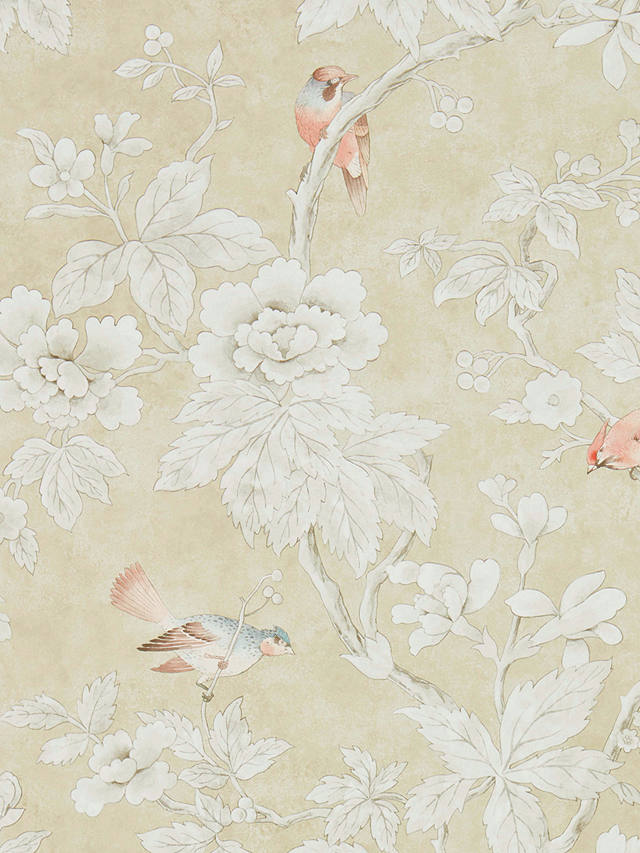 Buy Sanderson Chiswick Grove Wallpaper DDAM216385 Online at johnlewis.com