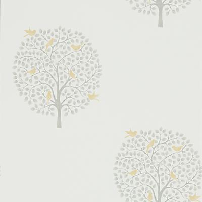 Image of Sanderson Home Bay Tree Wallpaper