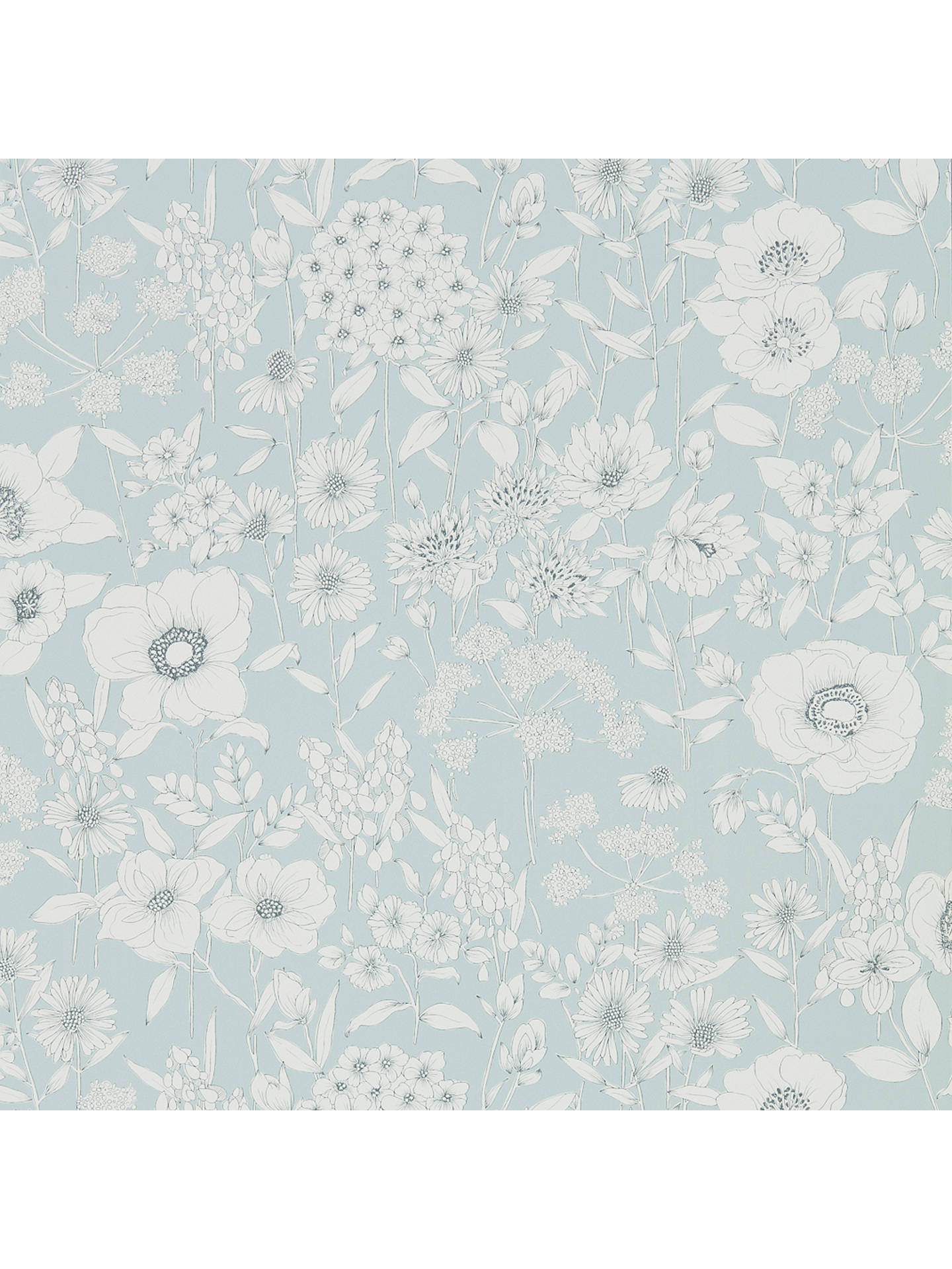 BuySanderson Home Maelee Wallpaper DHPO216348 Online at johnlewis.com