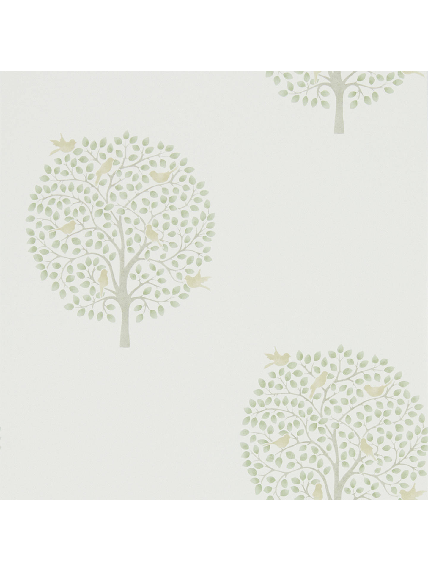 Buy Sanderson Home Bay Tree Wallpaper DHPO216359 Online at johnlewis.com