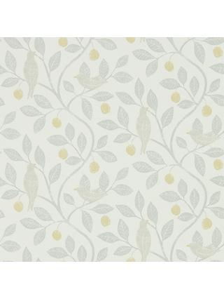 Sanderson Home Damson Tree Wallpaper