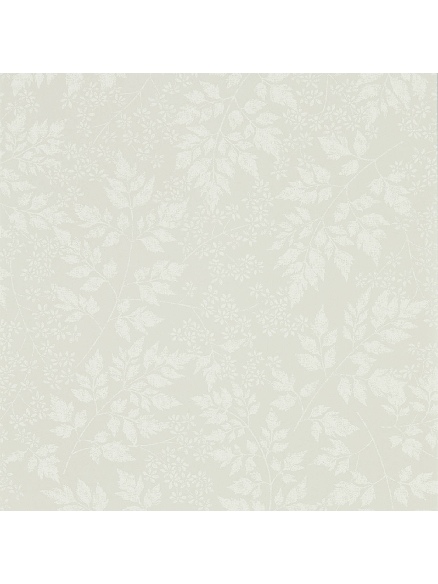 Buy Sanderson Home Spring Leaves Wallpaper DHPO216371 Online at johnlewis.com