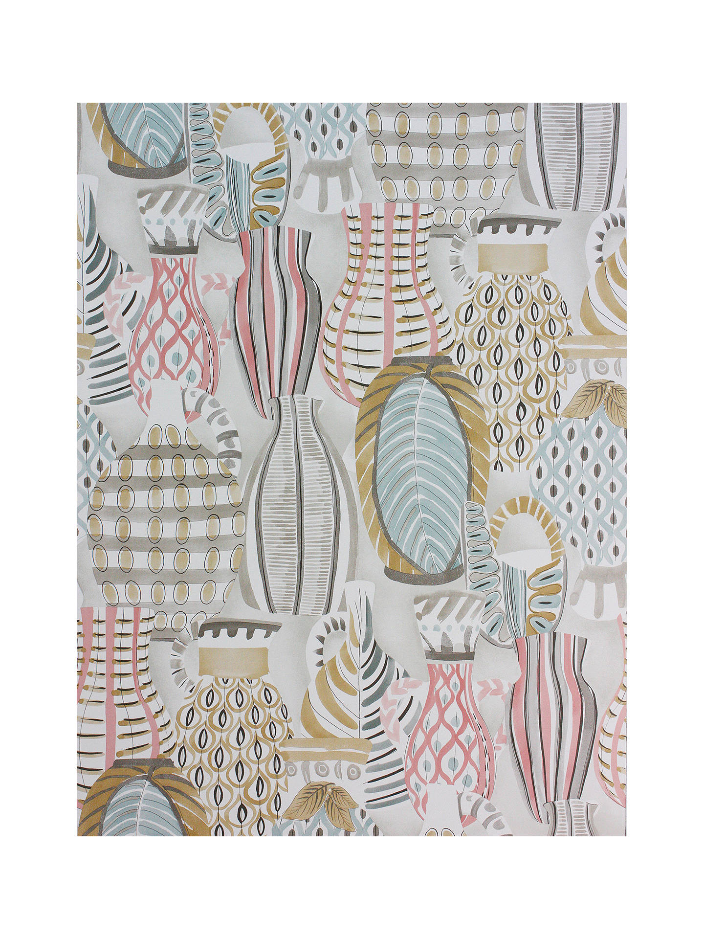 Buy Nina Campbell Collioure Wallpaper NCW4300-01 Online at johnlewis.com