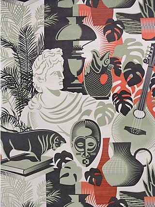 Mini Moderns Art Room Wallpaper