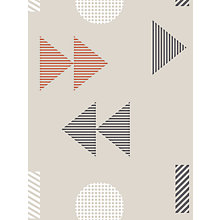 Buy Mini Moderns Play/Record Wallpaper Online at johnlewis.com