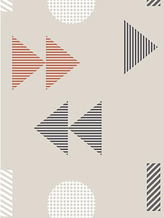 Mini Moderns Play/Record Wallpaper
