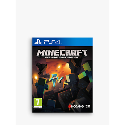 Image of Minecraft, PS4