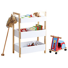 Buy Great Little Trading Co Clifton Toy Organiser Online at johnlewis.com