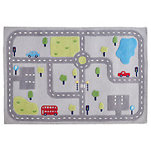 Buy Great Little Trading Co Road Children's Rug, Large Online at johnlewis.com