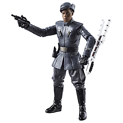 Star Wars: The Last Jedi The Black Series Finn First Order Disguise Action Figure